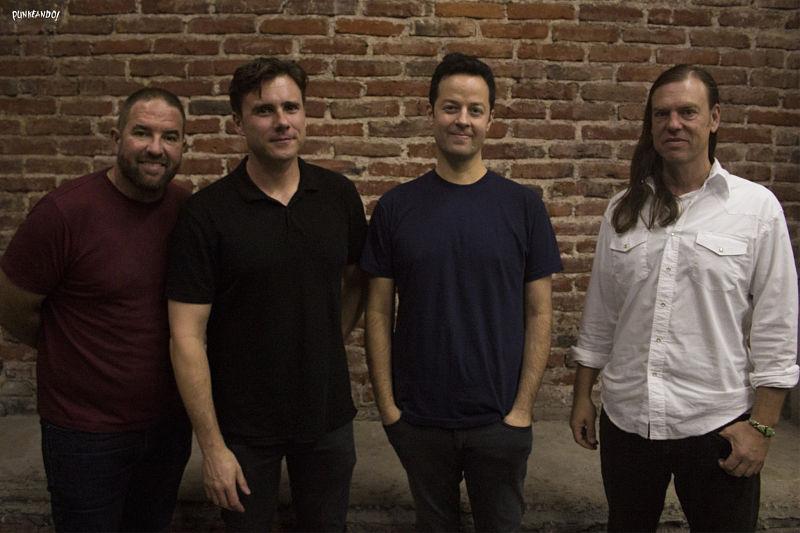 Jimmy Eat World ha finalizado su nuevo álbum