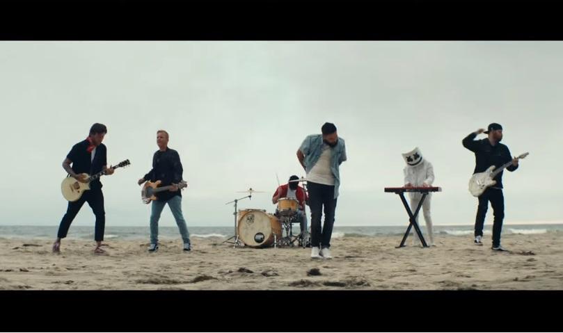 A Day To Remember colabora en el nuevo sencillo de Marshmello