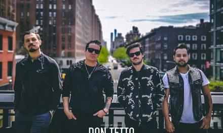 "Don Tetto estrenó su nuevo EP ""Barco de Papel"""