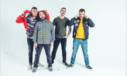 """New Found Glory lanza vídeo de su nuevo sencillo """"Cups"""""""