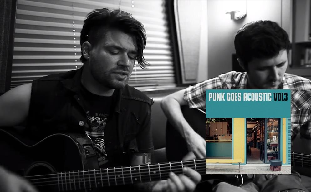 "La serie ""Punk Goes…"" anuncia el volumen 3 del Punk Goes Acoustic"