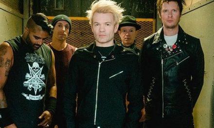 Sum 41 lanza un nuevo adelanto de su nuevo disco