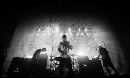 "Stick To Your Guns estrenó el vídeo de su sencillo ""56"""