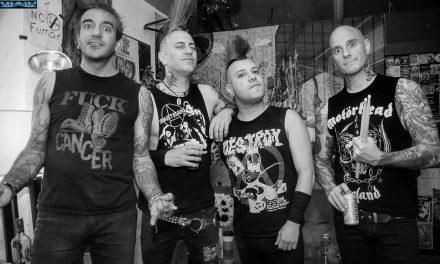 """The Casualties lanzan el vídeo de su nuevo sencillo """"Borders"""""""