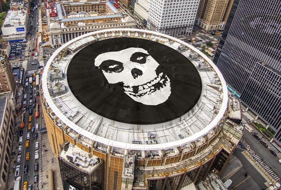 The Original Misfits anuncian show en el Madison Square Garden de Nueva York