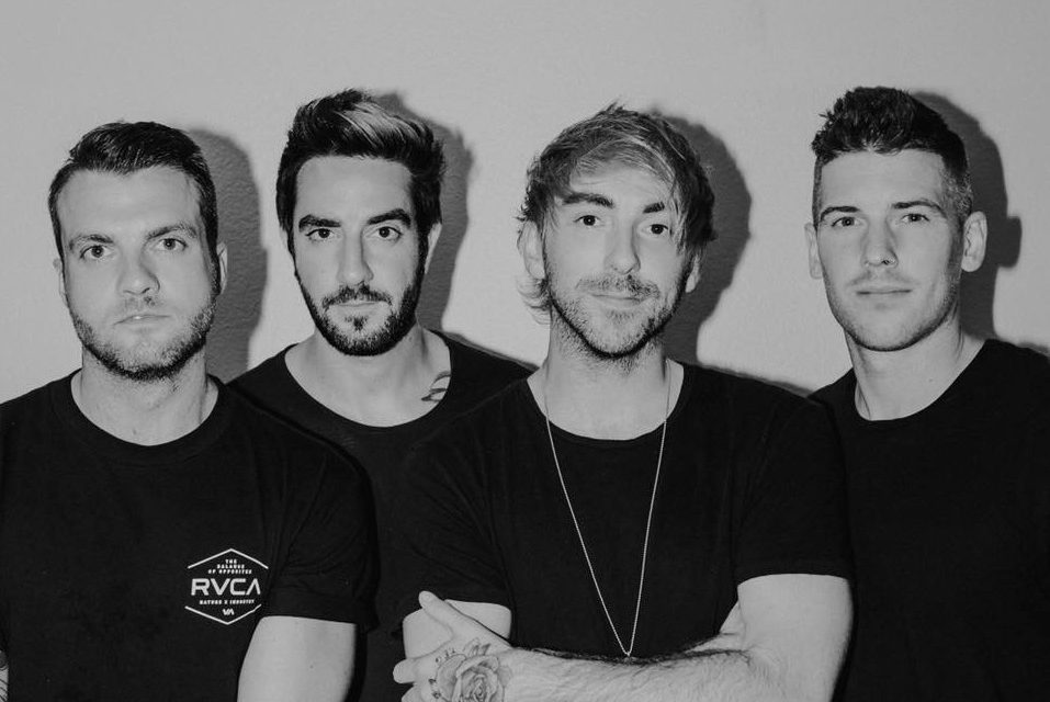 "All Time Low grabará nuevamente su disco ""Nothing Personal"""