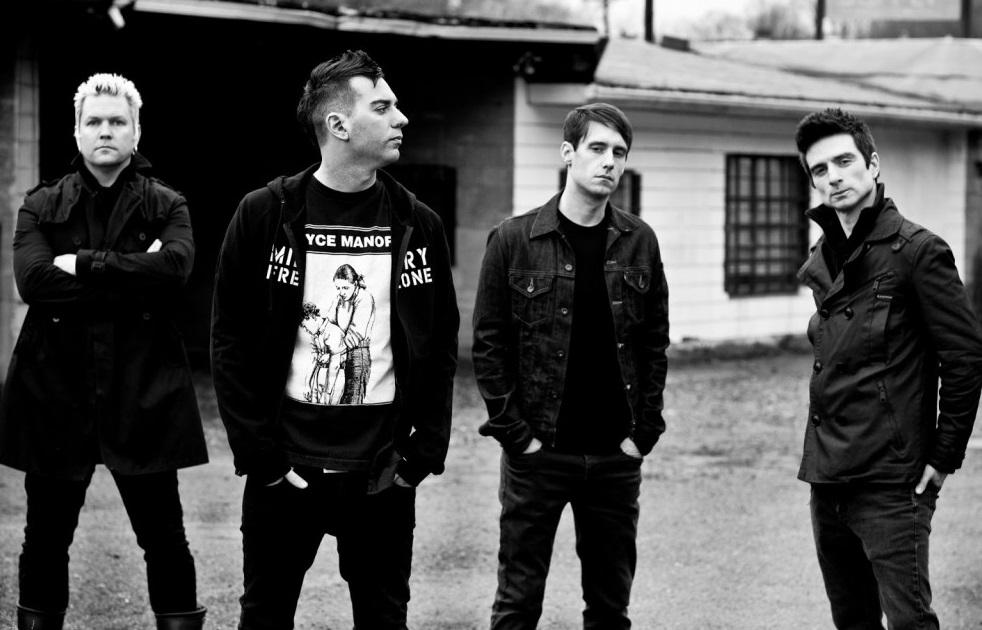 Anti-Flag ya trabaja en su nuevo álbum
