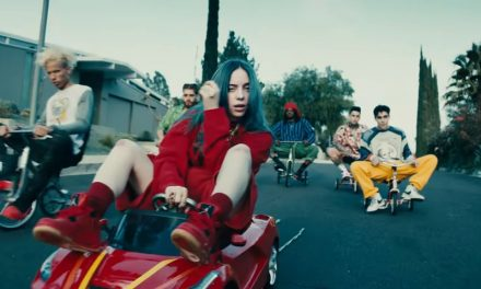 "Escucha ""bad guy"" de Billie Eilish versión pop punk"