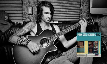 Mayday Parade lanza su versión acústica para el Punk Goes Acoustic Vol. 3