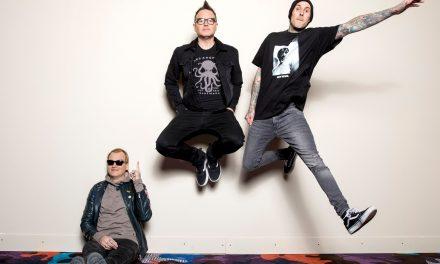 """Blink 182 reveló los detalles de su nuevo disco """"NINE"""" y lanzaron nuevo sencillo"""