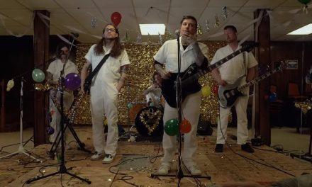 """Frank Iero y The Future Violents publican el vídeo de su nuevo sencillo """"Great Party"""""""