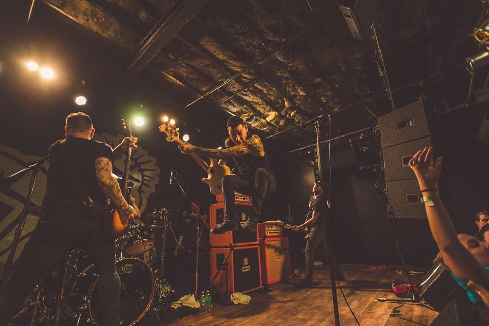 MxPx lanza cover de una canción de NOFX