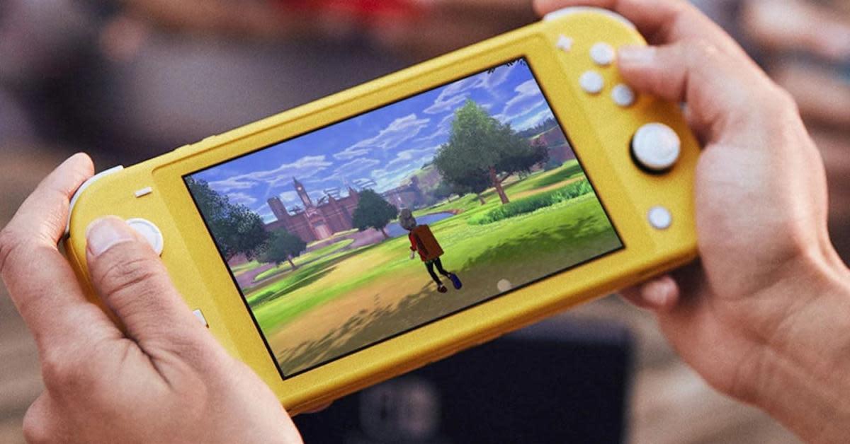 Switch Lite, la nueva consola de Nintendo