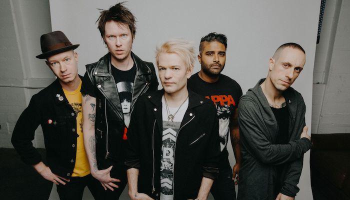 """Ya puedes escuchar """"Order In Decline"""", el nuevo disco de Sum 41"""