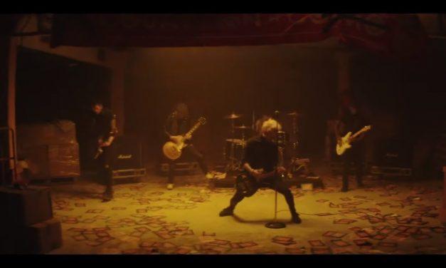"""Sum 41 estrenó el vídeo de su nuevo sencillo """"45 (A Matter Of Time)"""""""