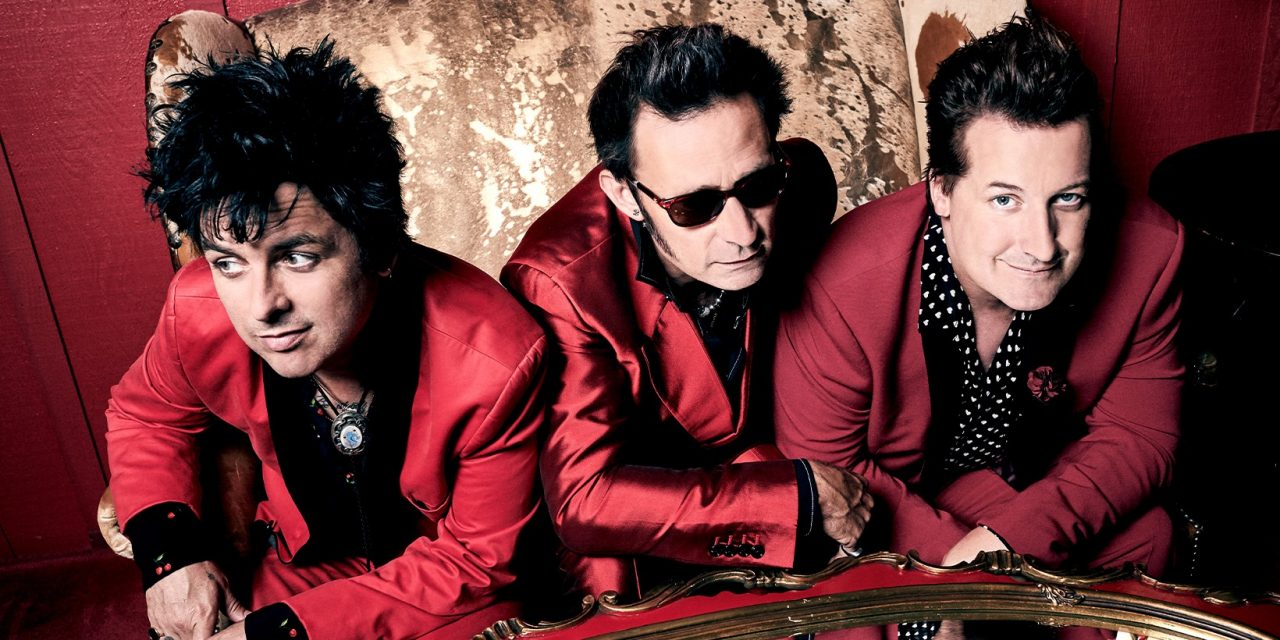 Green Day anunció nuevo disco, estrenó sencillo y confirmó las fechas de su nueva gira