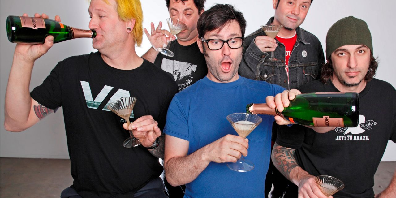 """Lagwagon comparte una canción nueva titulada """"Surviving California"""""""