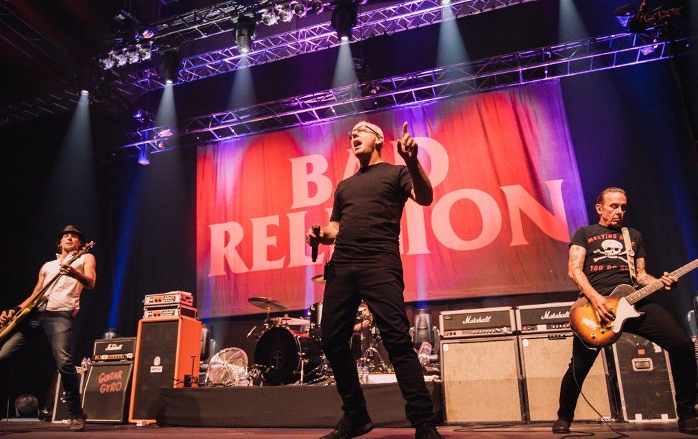 "Bad Religion estrenan mini documental de su disco ""Age Of Unreason"""
