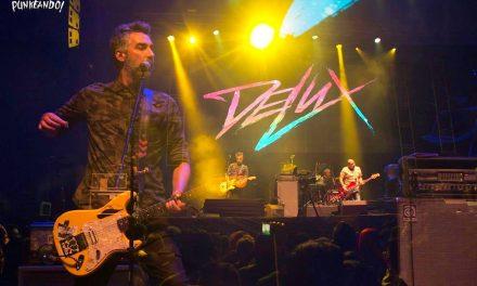 """Escucha """"Descontrol"""", el nuevo disco de Delux"""