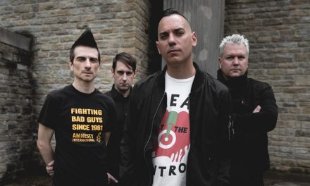 "Anti Flag publicó un nuevo sencillo titulado ""Unbreakable"""