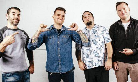 New Found Glory ya trabaja en su nuevo álbum de estudio