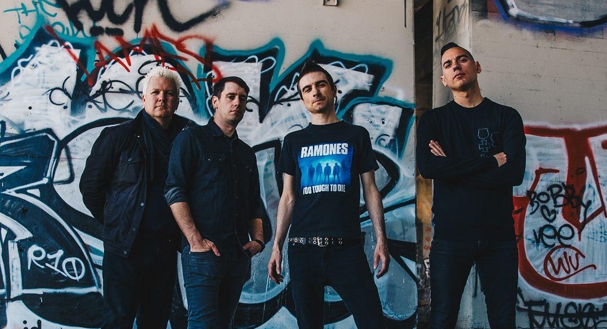 """Anti Flag estrena un nuevo sencillo titulado """"Christian Nationalist"""""""