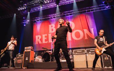 Se puede ser punk en 2019: Entrevista con Brian Baker de Bad Religion (gana boletos gratis)