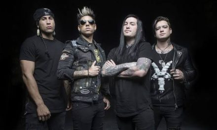 Escape The Fate de tour por México y Latinoamérica