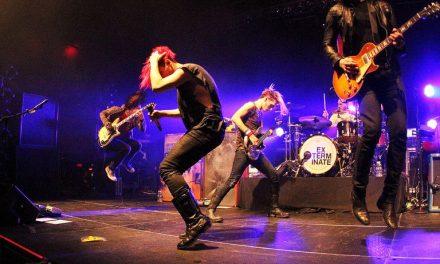 My Chemical Romance anuncia a Thursday como invitados especiales para su show de regreso