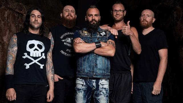 Killswitch Engage anuncia presentaciones en México