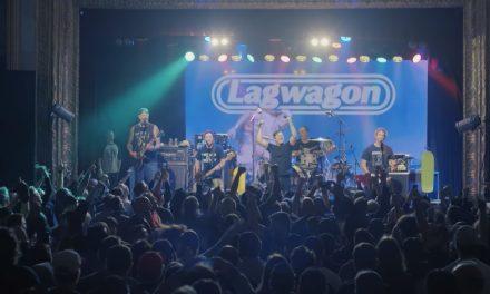 """Lagwagon comparte el vídeo oficial de su sencillo """"Surviving California"""""""