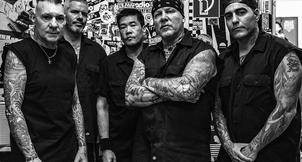 "Agnostic Front comparte el vídeo de su sencillo ""Conquer and Divide"""