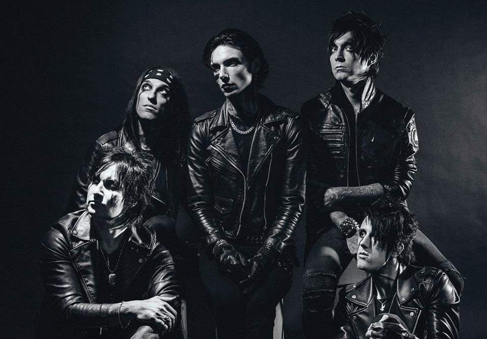Black Veil Brides anuncia concierto en la Ciudad de México