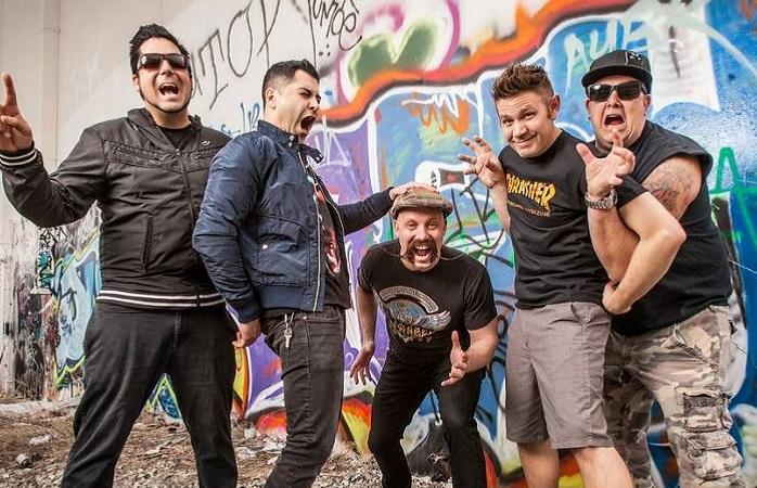 Zebrahead anuncia nuevo EP y comparte nuevo sencillo