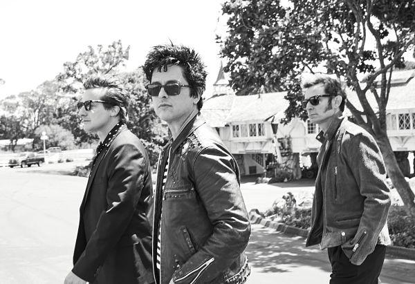 Se filtra el tracklist del nuevo disco de Green Day