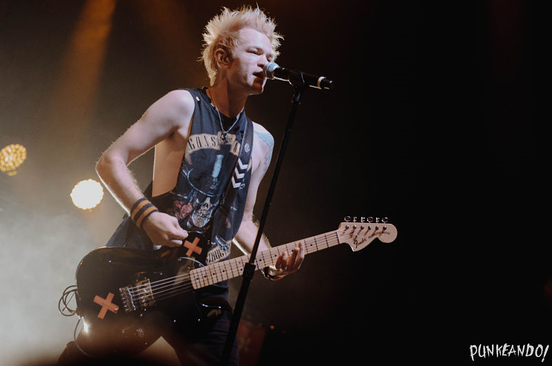 Sum 41 confirma show en la Ciudad de México