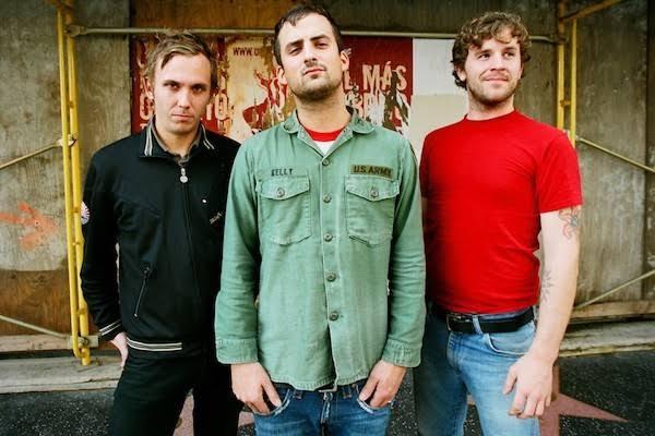 The Lawrence Arms comenzó a grabar su nuevo disco