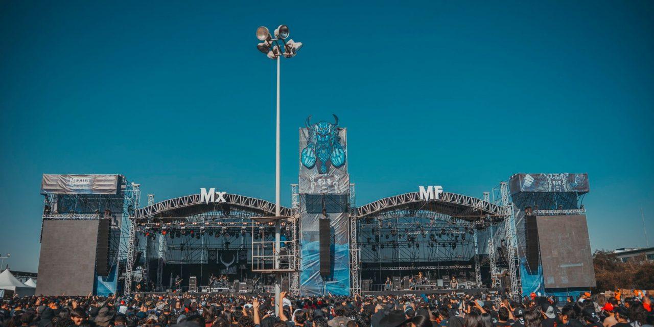 Kreator encabeza la quinta edición del México Metal Fest