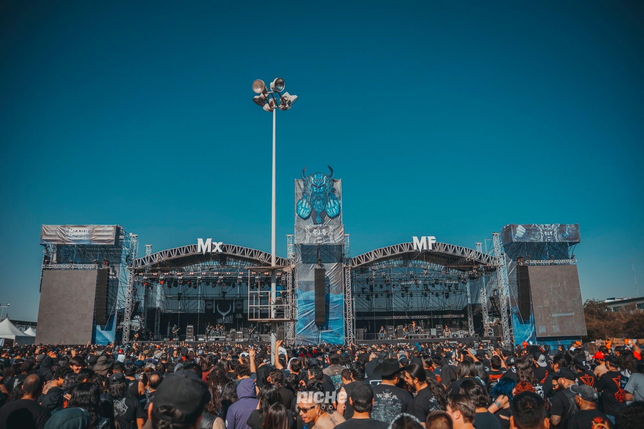 Kreator encabeza la quinta edición del México Metal Fest   Punkeando!