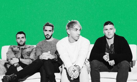 "All Time Low estrena sencillo titulado ""Getaway Green"""