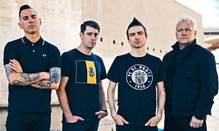 """Anti-Flag estrenó el vídeo de su nuevo sencillo """"20/20 Vision"""""""