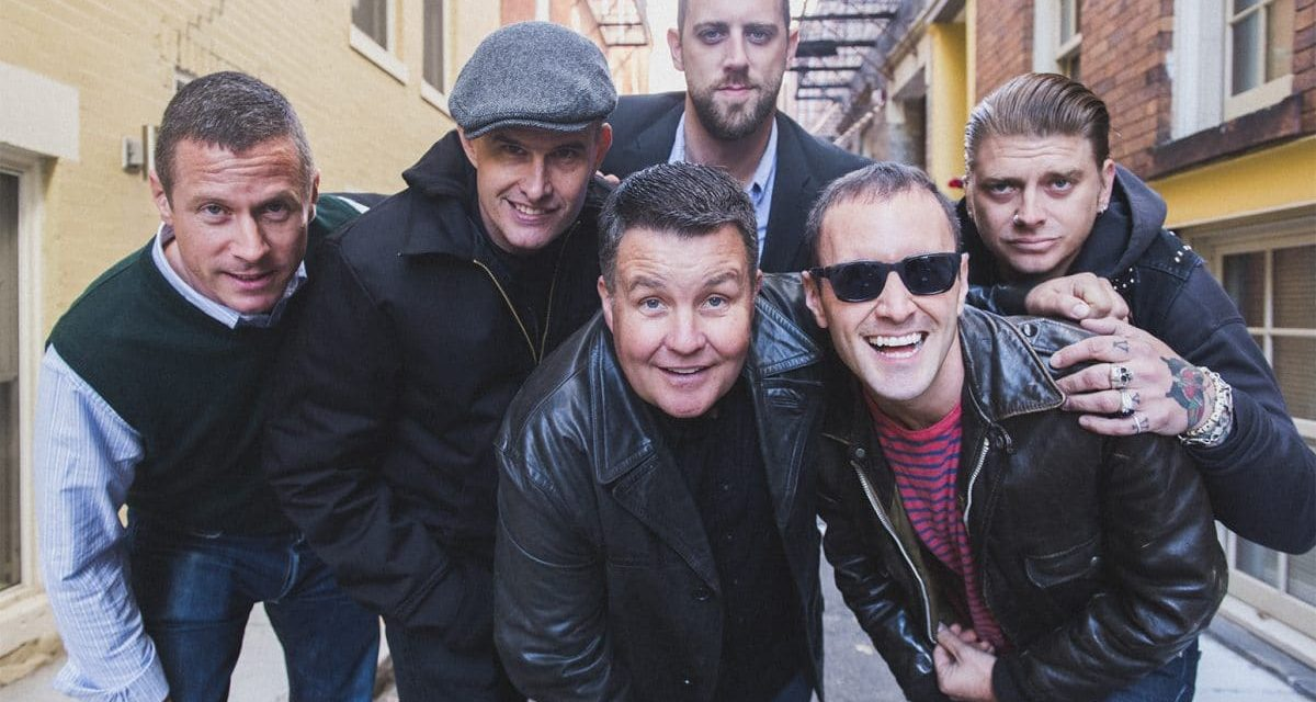 "Dropkick Murphys comparte nuevo sencillo ""Mick Jones Nicked My Pudding"""