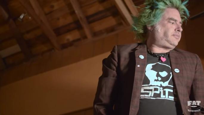 """NOFX lanza el vídeo de su nuevo sencillo """"I Love You More Than I Hate Me"""""""