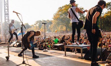 Sum 41 cancela sus presentaciones en México