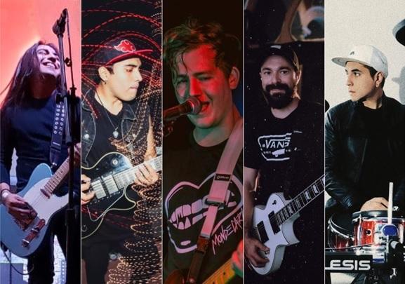 Miembros de Say Ocean, Fuimos Héroes y May Sunday lanzan cover de Box Car Racer