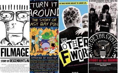 10 documentales de punk rock para ver durante la cuarentena