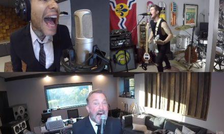 """Goldfinger ha lanzado un vídeo de cuarentena para su canción """"Here in Your Bedroom"""""""