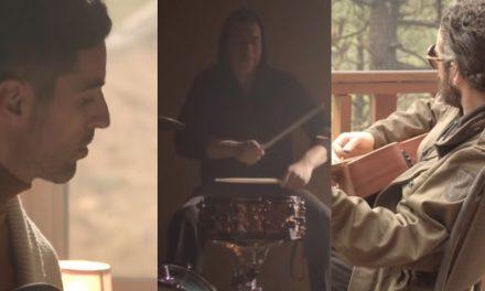 """Desierto Drive presenta el vídeo de su nuevo sencillo """"Pesan Inviernos"""""""