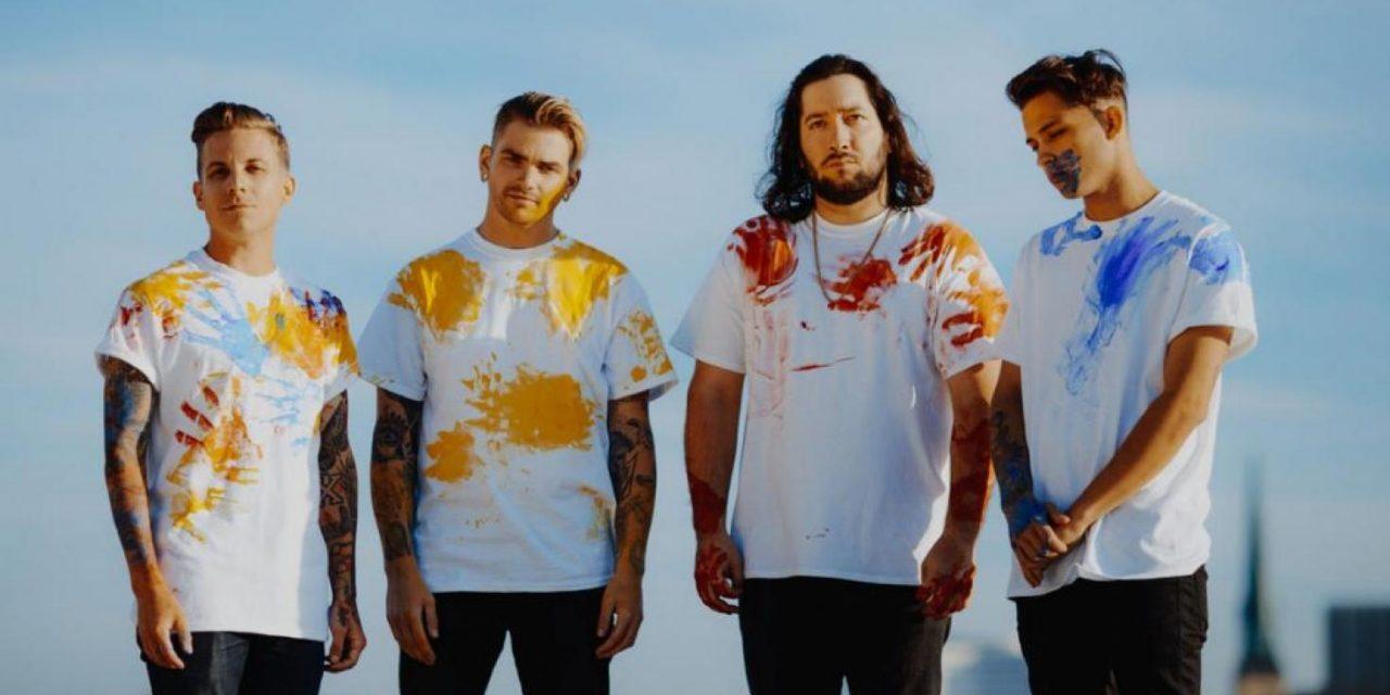 """Broadside anuncia nuevo álbum: """"Into The Raging Sea"""""""