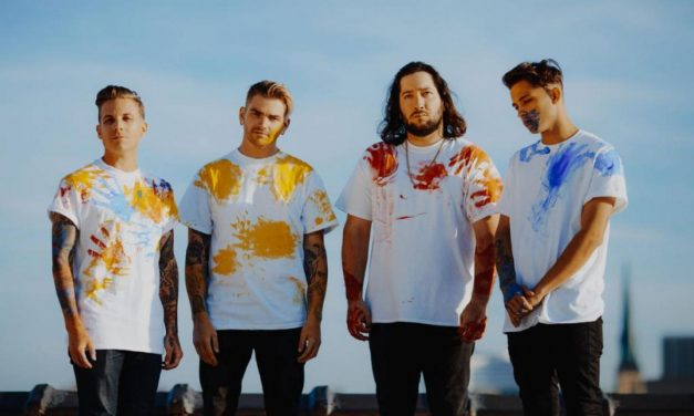 "Broadside anuncia nuevo álbum: ""Into The Raging Sea"""